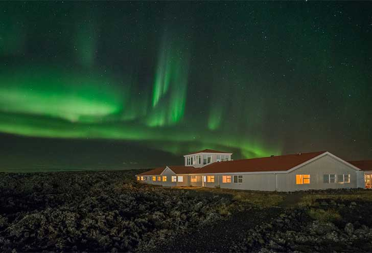 Best Hotels in Reykjavik Iceland Northern Light Inn
