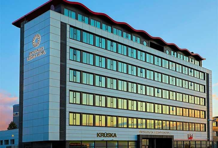 Best Hotels in Reykjavik Iceland Reykjavik Lights