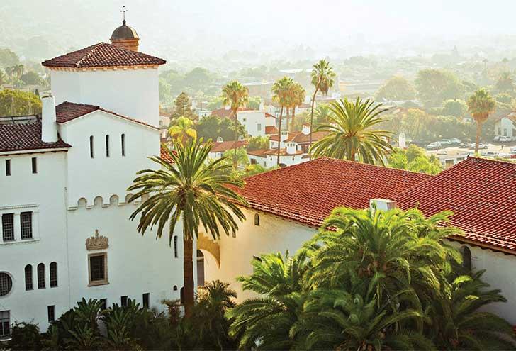 Best Hotels in Santa Barbara California