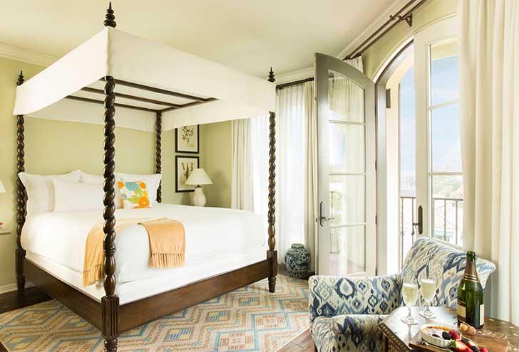 Best Hotels in Santa Barbara CA Kimpton Canary