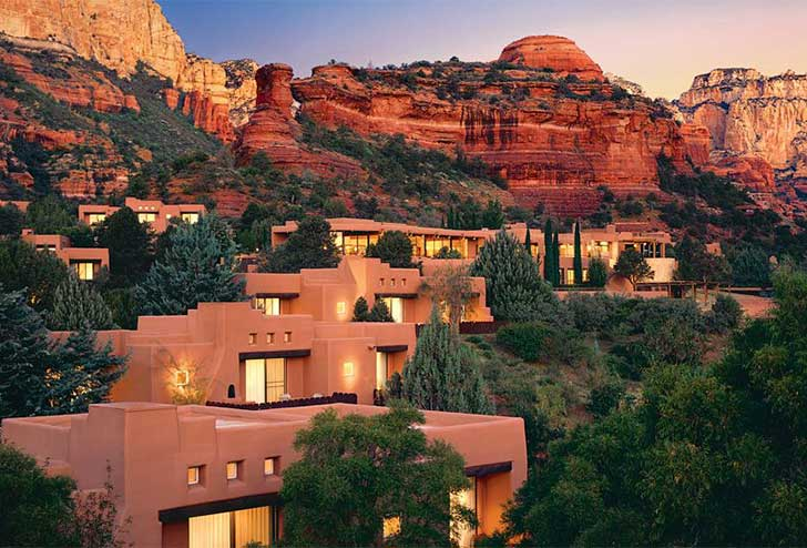 Best Hotels in Sedona arizona Adobe Grand