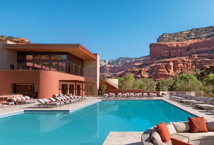Best Hotels in Sedona arizona Enchantment