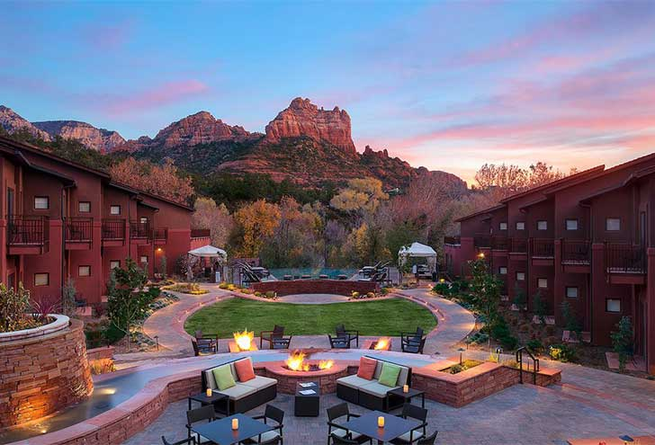 Best Hotels in Sedona arizona Kimpton