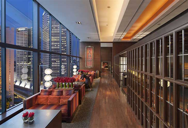 Best Hotels in Singapore Mandarin Oriental