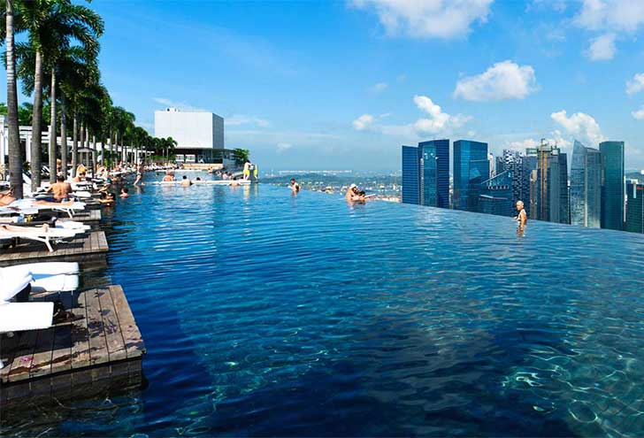 Best Hotels in Singapore Marina Bay Sands