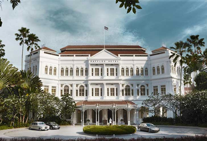 Best Hotels in Singapore Raffles