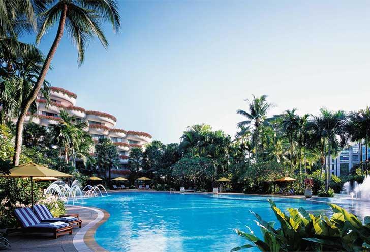 Best Hotels in Singapore Shangri La