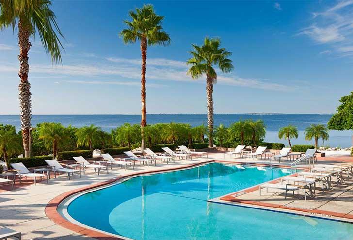 Best Hotels in Tampa FL Grand Hyatt Hotel