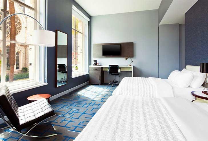 Best Hotels in Tampa FL Le Meridien Tampa