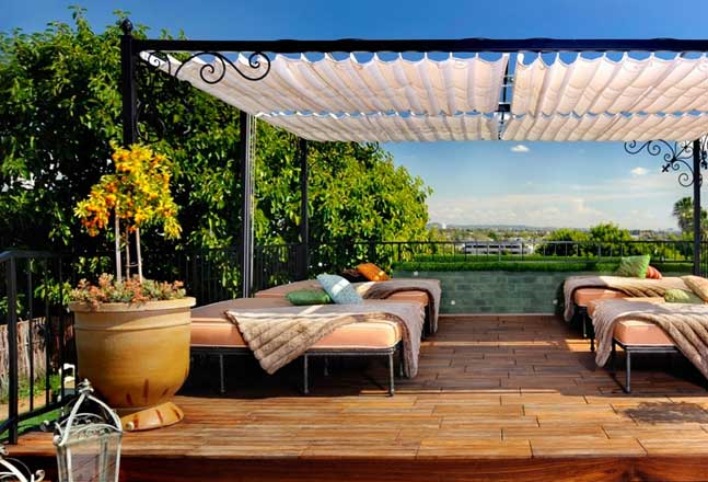 Best Hotels in West Hollywood Petit Ermitage