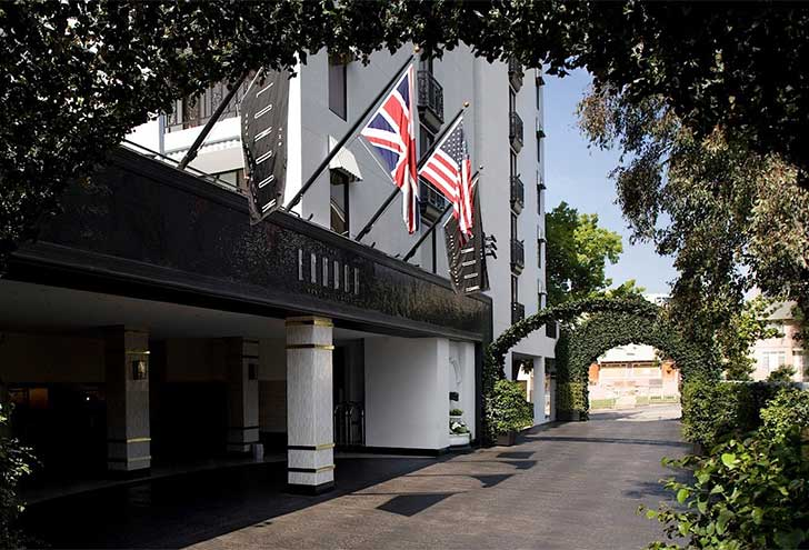 Best Hotels in West Hollywood The London