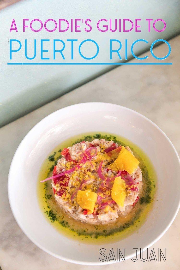 Best Restaurants Puerto Rico