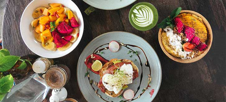 Best Things to Do in Indonesia- Best Cafe Australian Breakfast