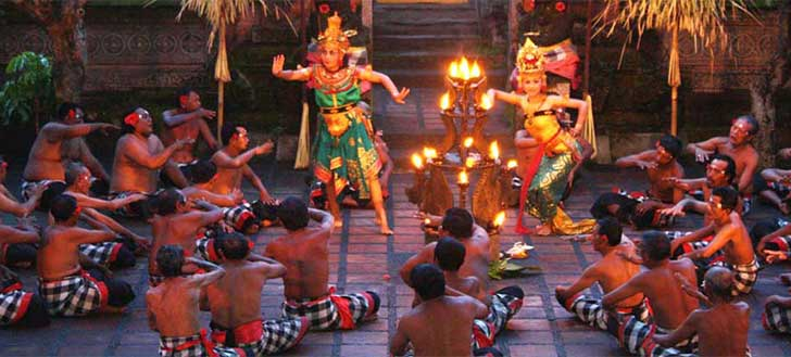 Best Things to Do in Indonesia - Culture Kecak Dance