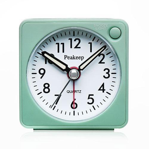 SASP VIBRATING TRAVEL ALARM CLOCK WITH BUILT IN FLASHLIGHT