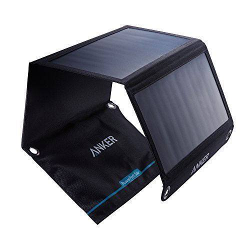 Best Travel Gadgets 2018 solar panel