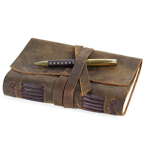 Best Travel Journal Leather Travel Diary