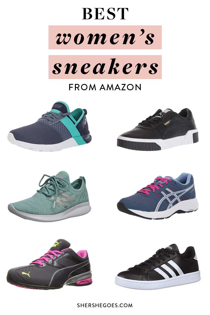 Womens-Casual-Sneakers