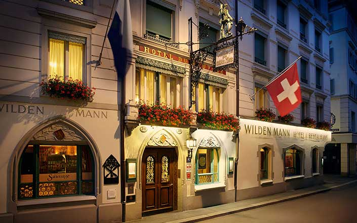 Best-hotels-in-Lucerne-Switzerland-Hotel-wilden-mann