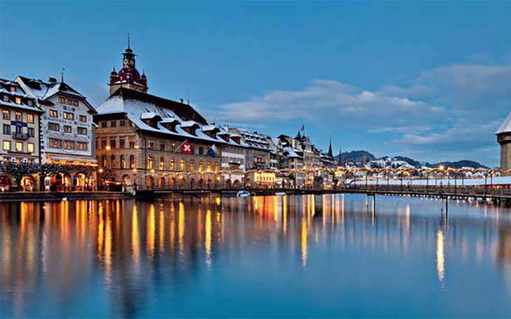 Best-hotels-in-Lucerne-Switzerland