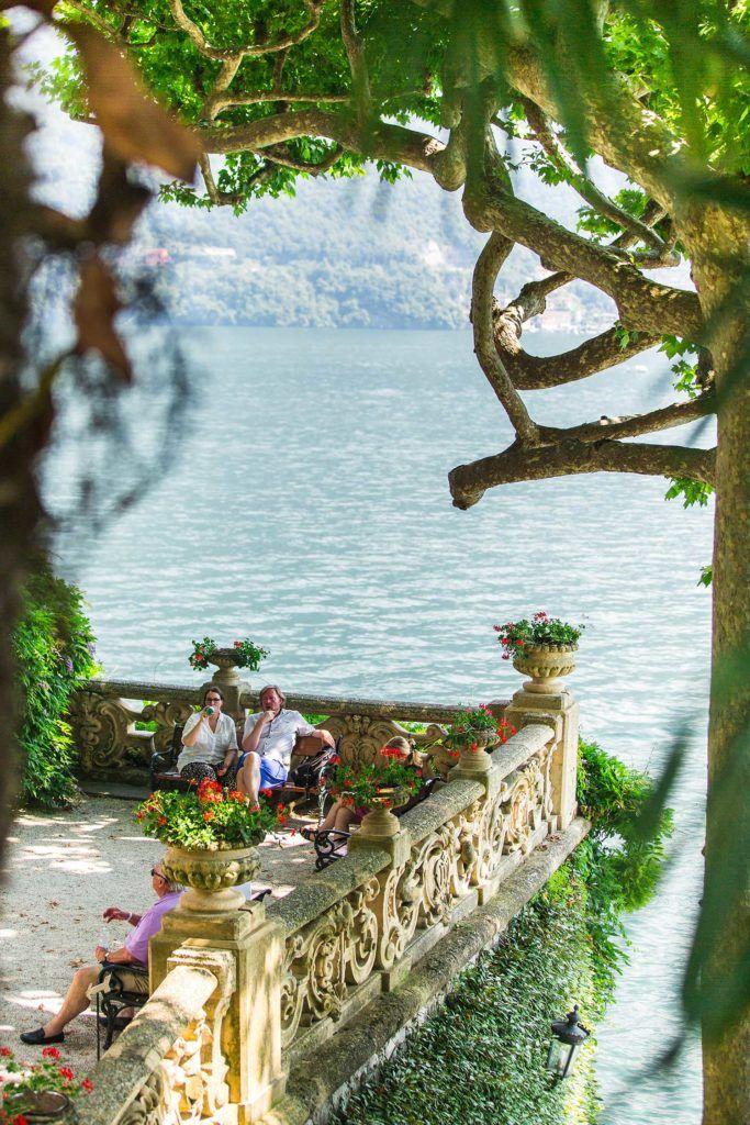 Hotel on Lake Como near Train Station | Park Hotel Meublè