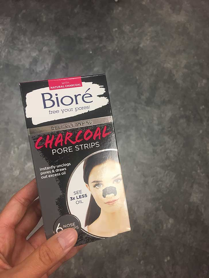 Biore-Charcoal-Pore-Strips