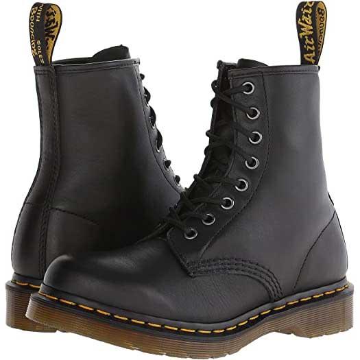 Black-Combat-Boots-Doc-Martens