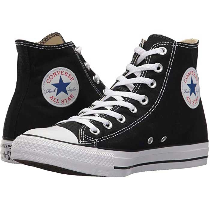 Black-Sneakers-Converse