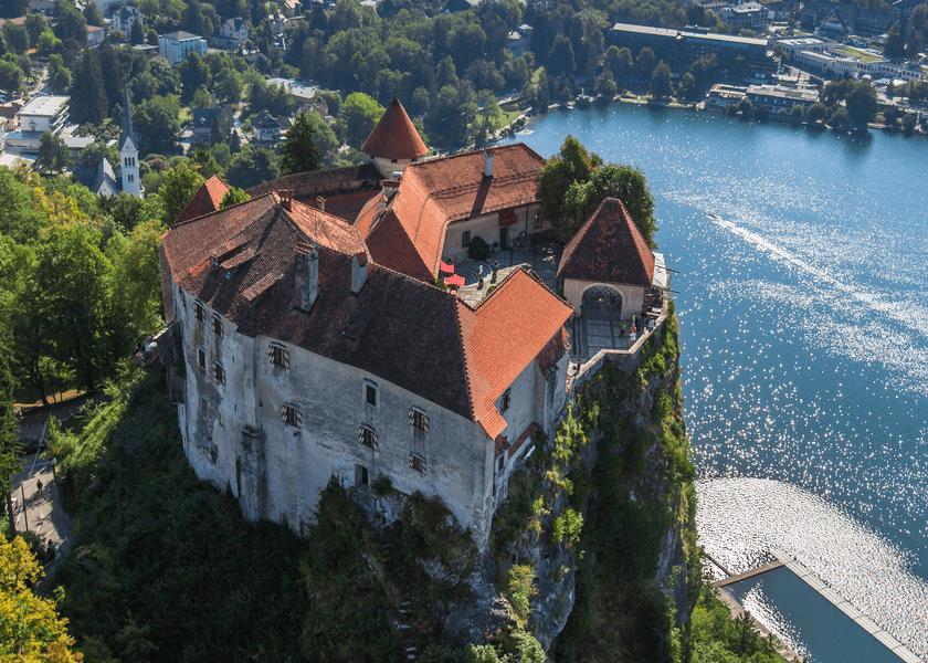 Slovenia Travel Guide Bled Castle shershegoes.com