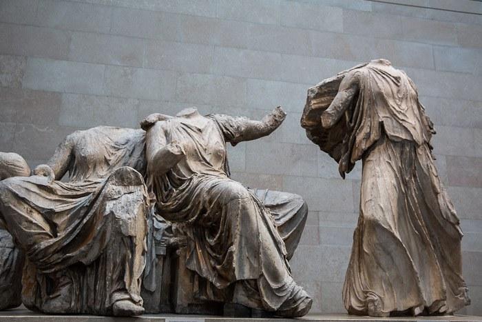 roman greek statue headless light gallery