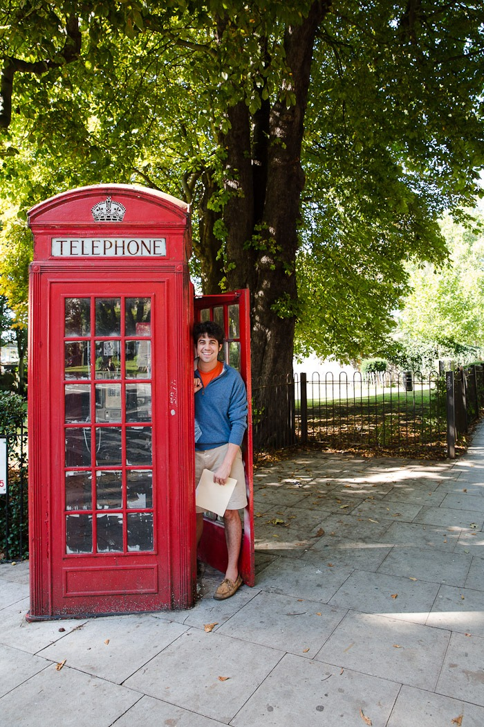 CW London Telephone Booth1