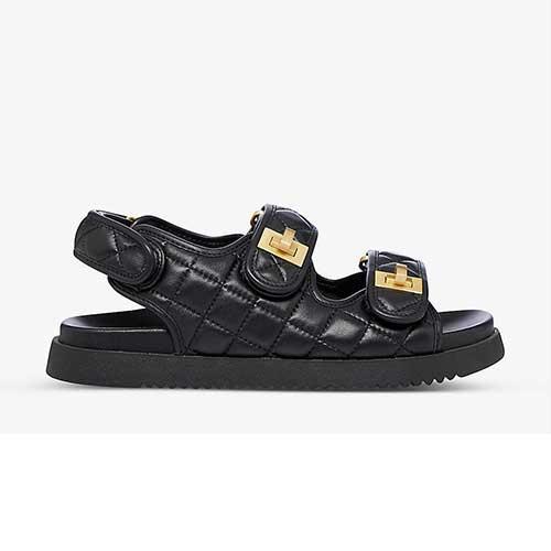 Chanel-Dad-Sandals-Dupe-Dune