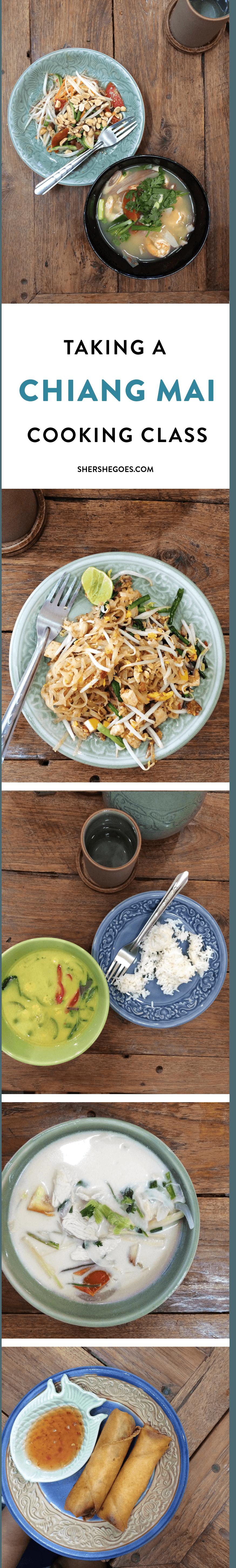 Chiang Mai Cooking Class Review shershegoes.com