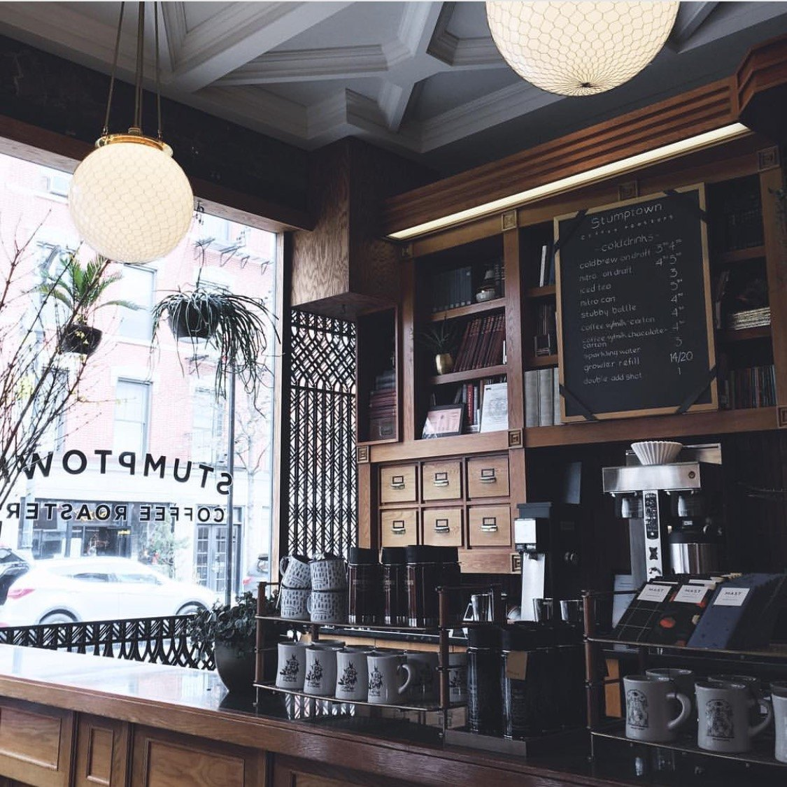 NYC Coffee Guide - Stumptown