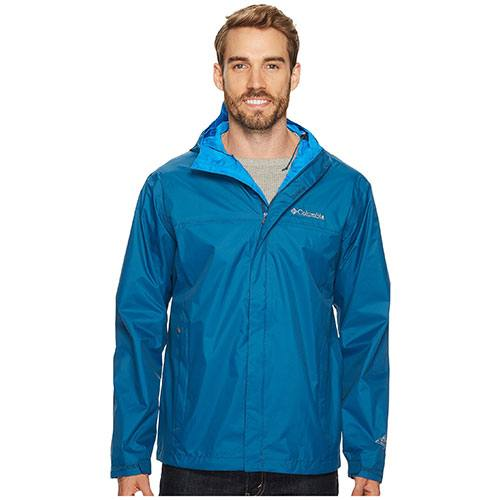 Colombia Mens Travel Jacket