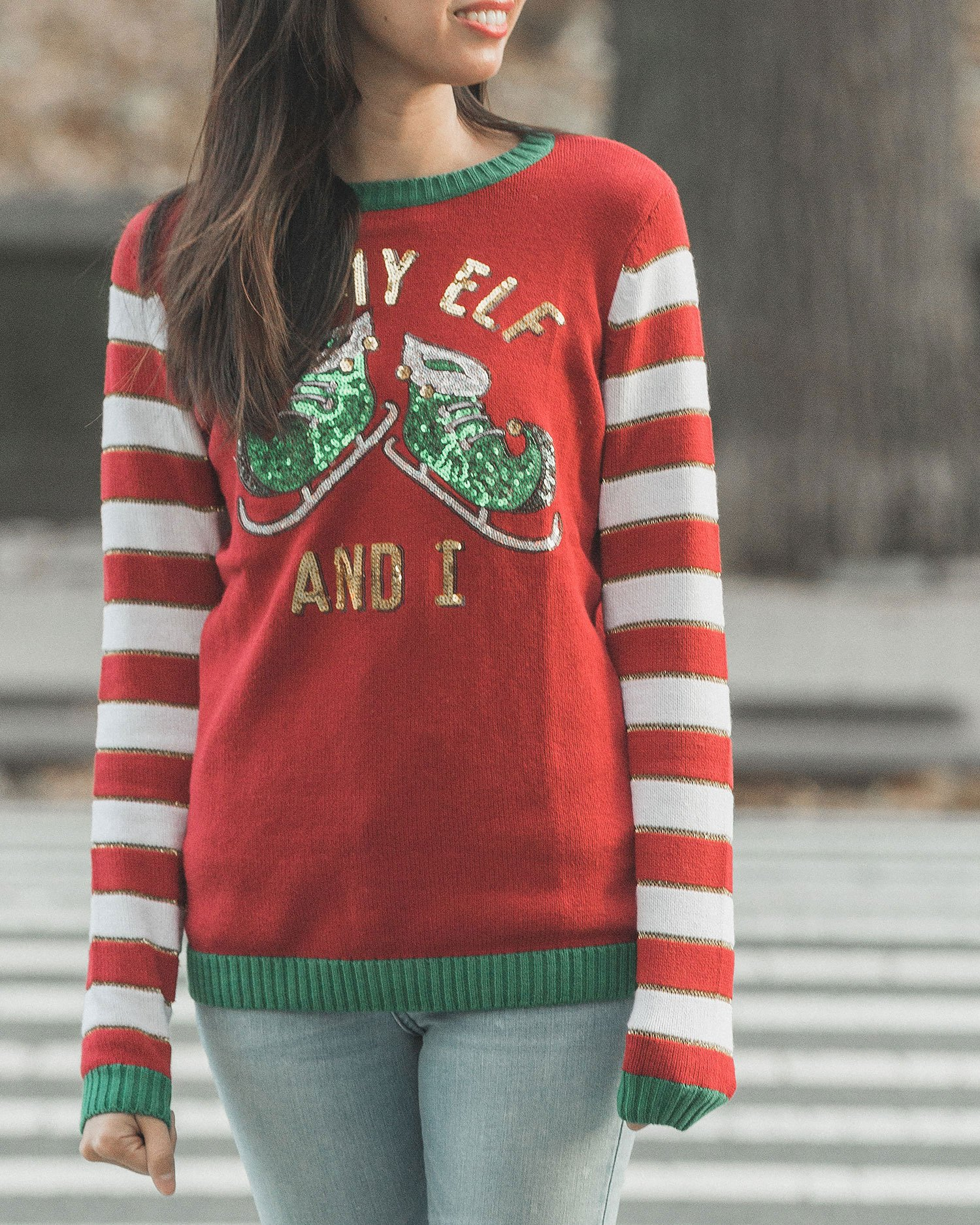 Cute Ugly Holiday Sweater Ideas