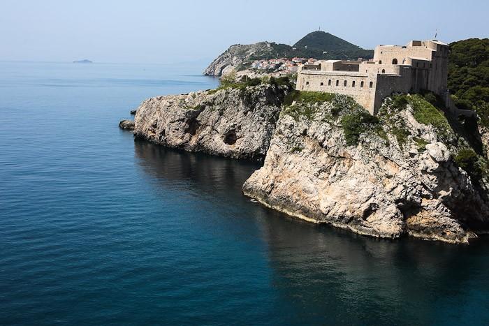 Eastern Europe Travel Tourist Beach Waves Water Summer Ocean Cliffs