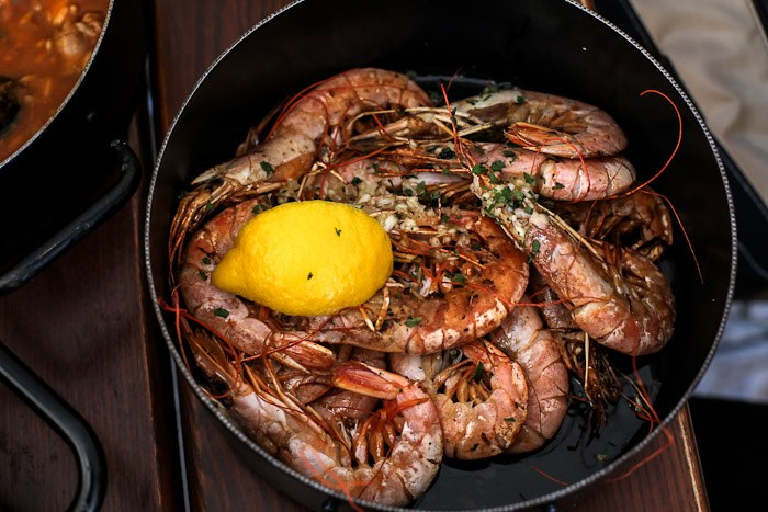 Eastern Europe Travel Tourist City Resort Mediterranean Prawns