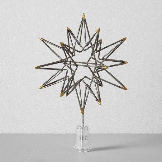 Farmhouse Christmas Tree Star