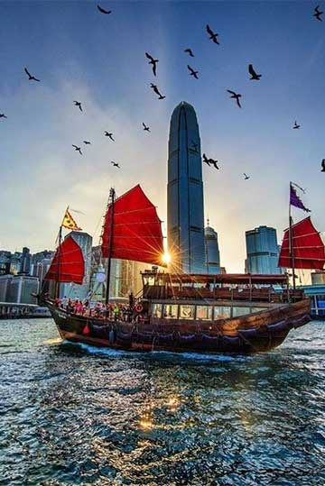 best time to visit Hong Kong for affordable hotel