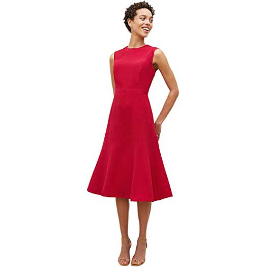 Fit-and-Flare-Dress-MM-LaFleur