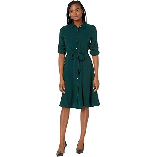 Fit-and-Flare-Dress-Ralph-Lauren