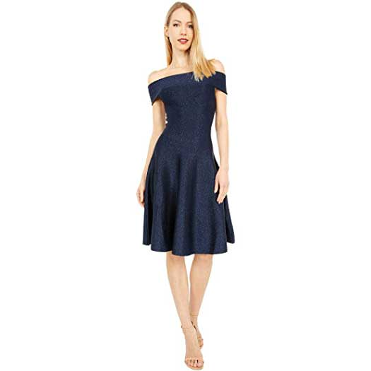 Fit-and-Flare-Dress-Ted-Baker