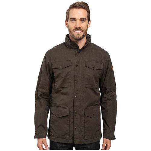 Fjallraven Mens Travel Jacket