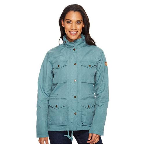 Fjallraven Womens Travel Jacket