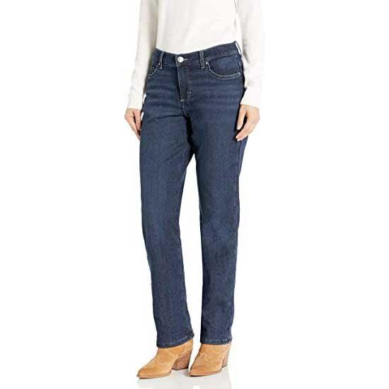 Fleece-Lined-Jeans-Womens-Lee