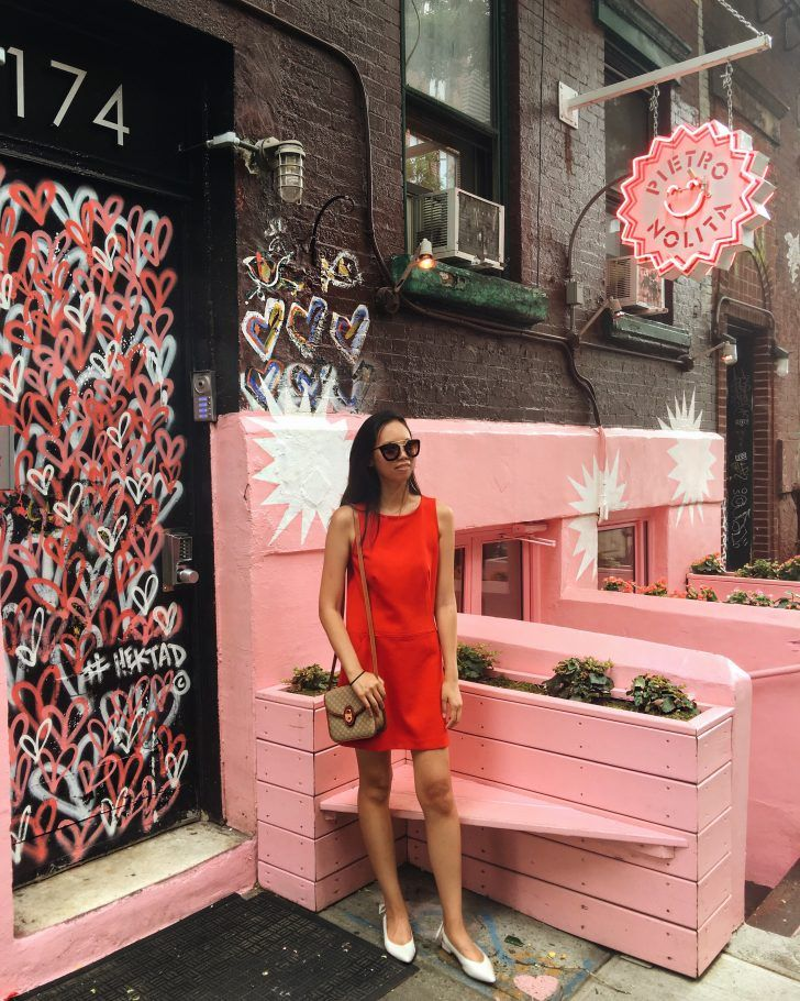 pietro nolita pink restaurant nyc