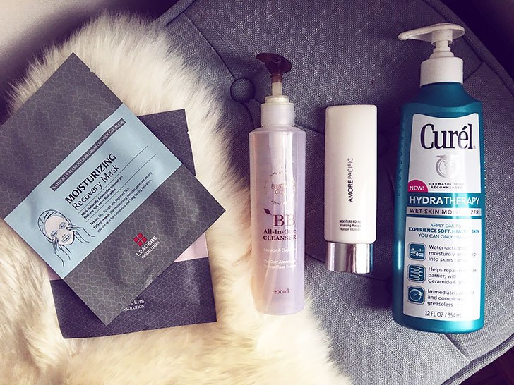 dry skin remedy