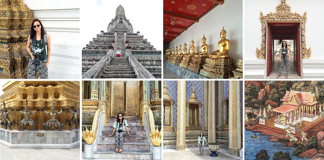sher she goes chedi stupa buddhist country