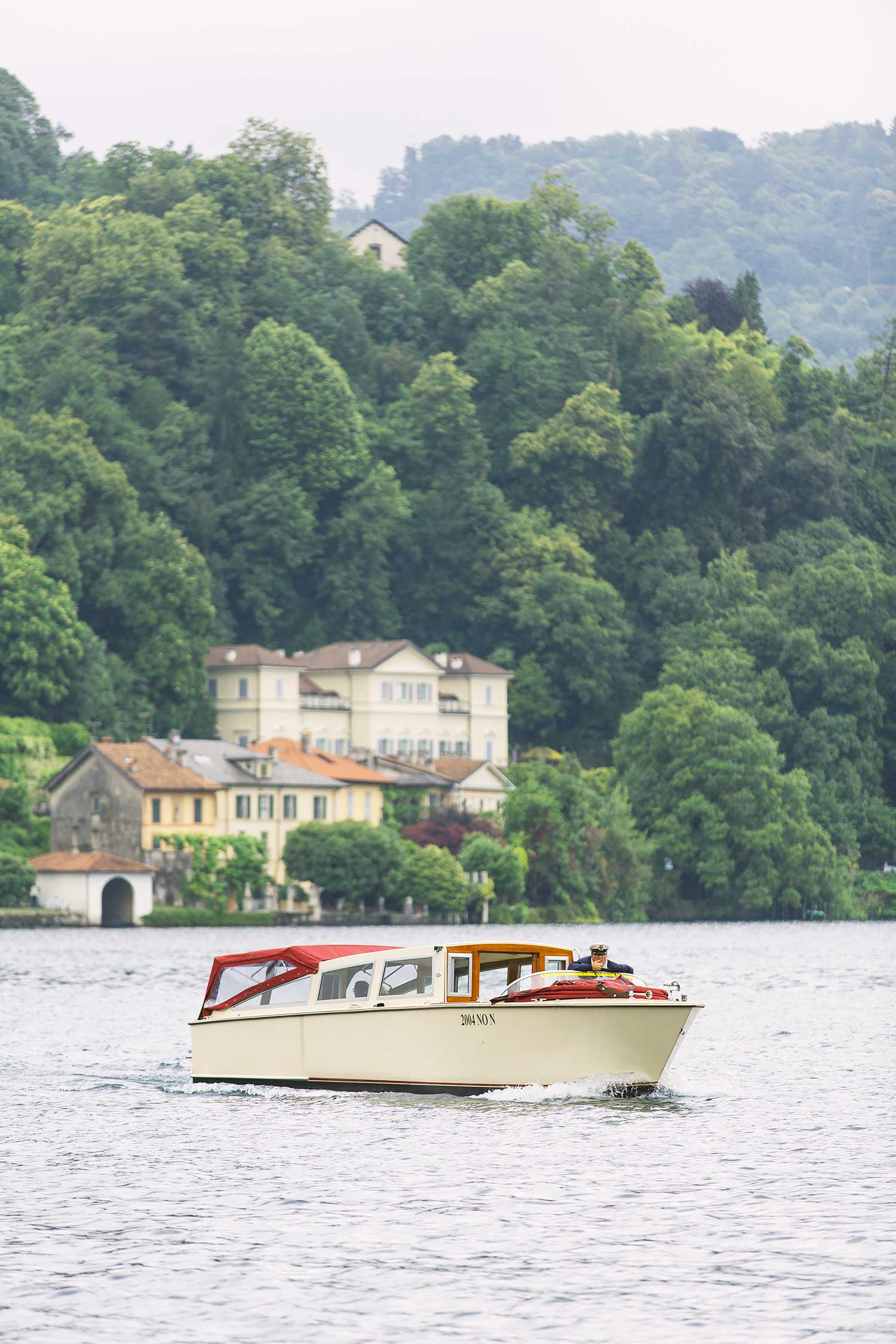 northern italy itinerary covering lake maggiore, lake como, parma, bologna and bergamo